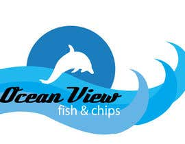 #44 for Logo Design for OceanView Fish & Chips by shakz07
