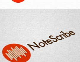 nº 26 pour Design a Logo for NoteScribe par ibib