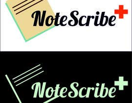 nº 10 pour Design a Logo for NoteScribe par alpzgven