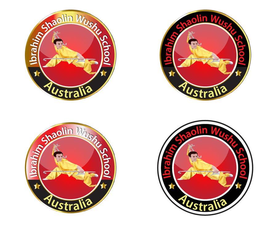 Kilpailutyö #23 kilpailussa REDesign a Logo for Martial Art Website