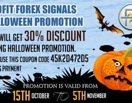 #23 for Design a Banner for Haloween Promotion af theDesignerz