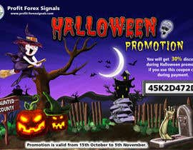 #36 for Design a Banner for Haloween Promotion af publishinggurus