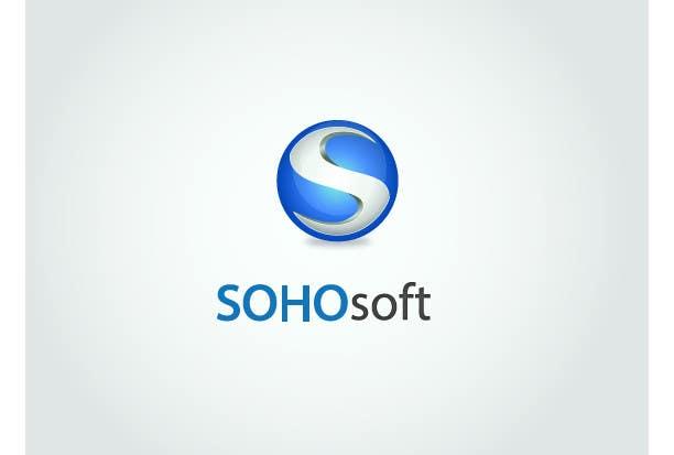 Proposition n°53 du concours Design a Logo for SOHOsoft LLC