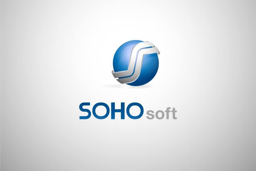 Proposition n°73 du concours Design a Logo for SOHOsoft LLC