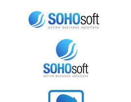 #51 para Design a Logo for SOHOsoft LLC por gdigital