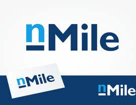 #179 untuk Logo Design for nMile, an innovative development company oleh krustyo