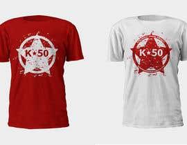 #40 for Design T-SHIRT for K50 (Разработка дизайна футболки for K50) by Studio7L
