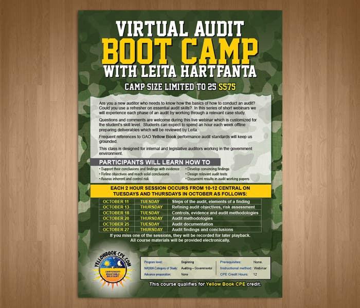 Penyertaan Peraduan #                                        34                                      untuk                                         Fix this ugly seminar flyer