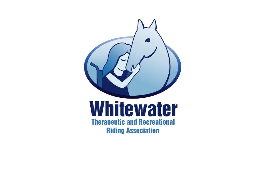 Konkurransebidrag #70 i Logo Design for Whitewater Therapeutic and Recreational Riding Association