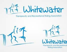 #76 dla Logo Design for Whitewater Therapeutic and Recreational Riding Association przez Grygou