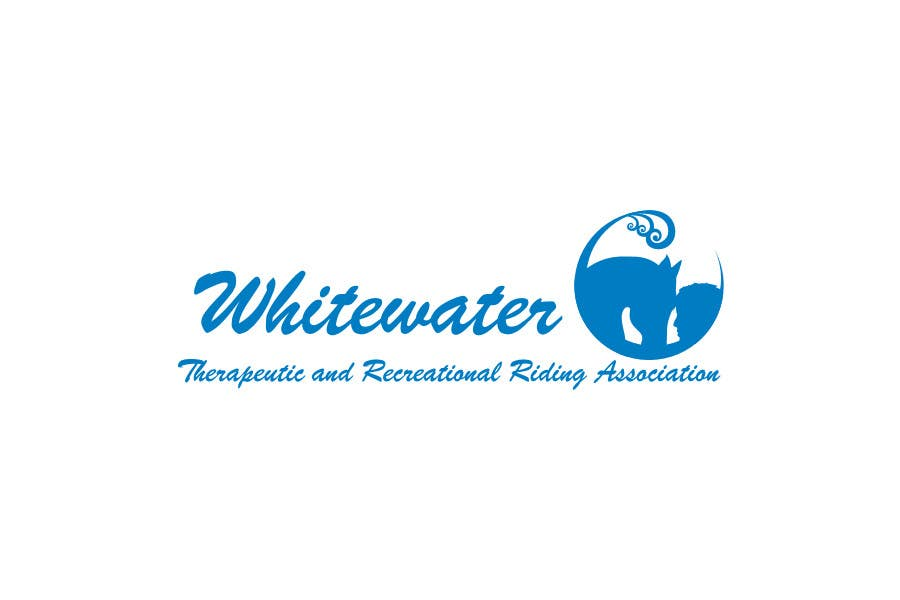 Konkurrenceindlæg #35 for Logo Design for Whitewater Therapeutic and Recreational Riding Association