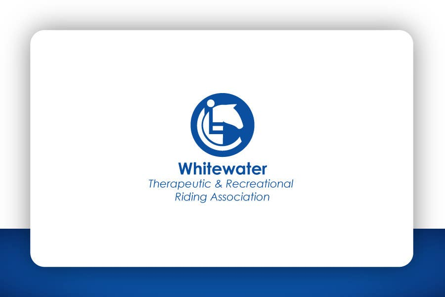 Konkurransebidrag #12 i Logo Design for Whitewater Therapeutic and Recreational Riding Association