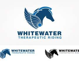 #30 para Logo Design for Whitewater Therapeutic and Recreational Riding Association de Sevenbros