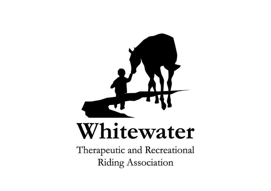Inscrição nº 66 do Concurso para Logo Design for Whitewater Therapeutic and Recreational Riding Association