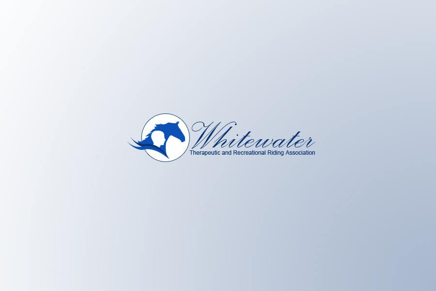 Konkurransebidrag #25 i Logo Design for Whitewater Therapeutic and Recreational Riding Association