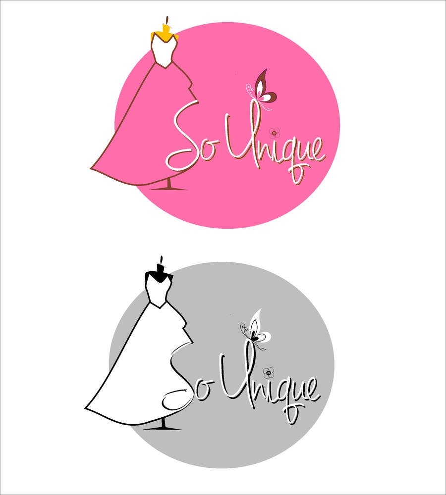 #31 for Wedding dress designers logo by rakhmakurnia
