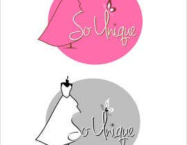 #31 para Wedding dress designers logo por rakhmakurnia