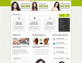nº 11 pour Need a template change in open cart site par designgallery87