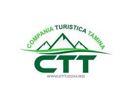 #69 for Design a logo for CTT - Compania Turistica Tamina by trying2w