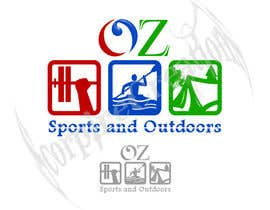 #107 for Design a Logo for Oz Sports and Outdoors af Scorpire
