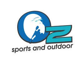 zaideezidane tarafından Design a Logo for Oz Sports and Outdoors için no 45