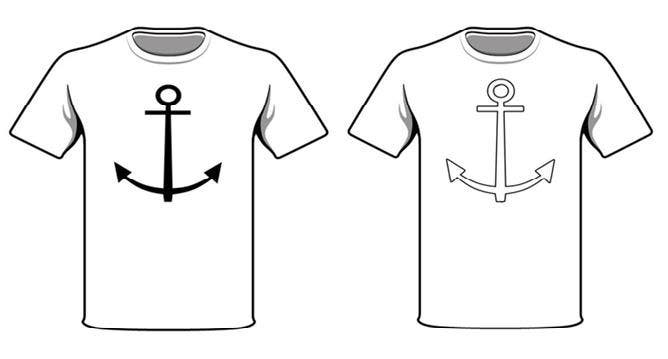 #4 for Simple T-Shirt Design by ernestinejasmine
