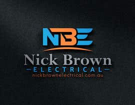 ashokpatel3988 tarafından Design a Logo for 'Nick Brown Electrical' için no 7