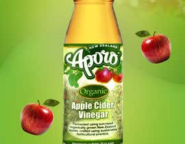 Nro 1 kilpailuun A4 flyer design for juice käyttäjältä akidmurad