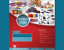 #1 for Flyer for a retails store which sells - Books, Stationary, Bags, Gifts , Toya, Art & Craft, Sport items, Fitness items. Pendries, mouse and other related sutff by bohsin