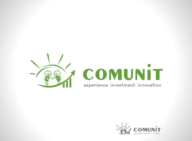 Kilpailutyö #504 kilpailussa Corporate Logo