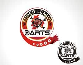nº 37 pour Design a Logo for our Darts Website - SuperLeagueDarts.co.uk par TOPSIDE
