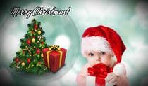 Proposition n° 6 du concours Photoshop Design pour Digital Christmas card - style silver_glass