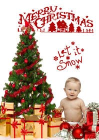 #19 for Digital Christmas Card - Style simplicity by sgsuk