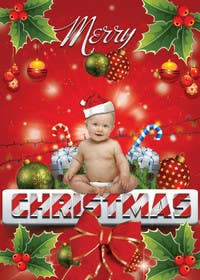 #7 for Digital Christmas Card - Style simplicity by rogeriolmarcos