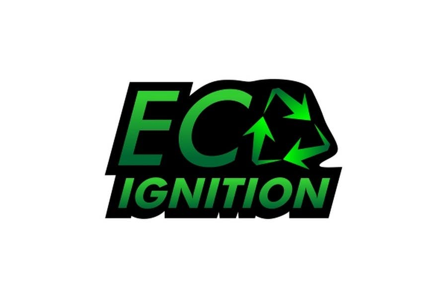 Proposition n°                                        10                                      du concours                                         Logo Design for Eco Ignition