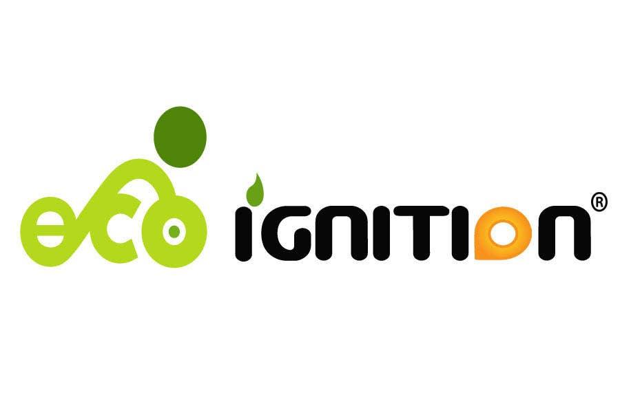 Proposition n°                                        44                                      du concours                                         Logo Design for Eco Ignition