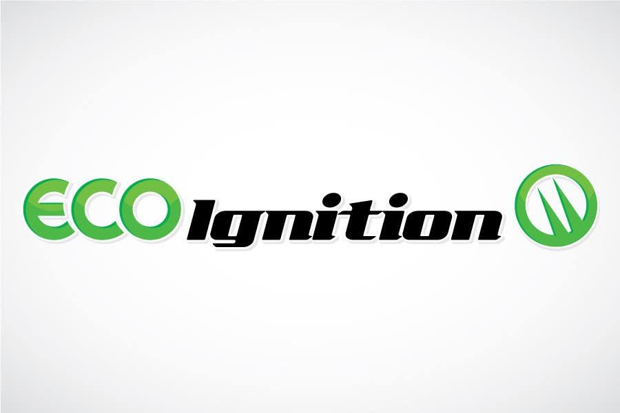 Συμμετοχή Διαγωνισμού #47 για Logo Design for Eco Ignition