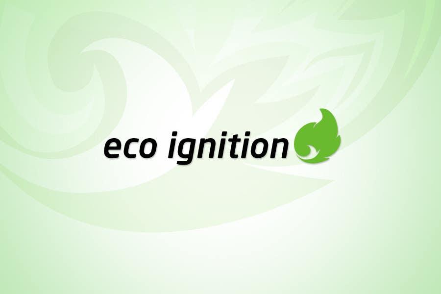 Participación en el concurso Nro.68 para Logo Design for Eco Ignition