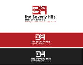 alexandracol tarafından Design a Logo for The Beverly Hills Literary Escape için no 24