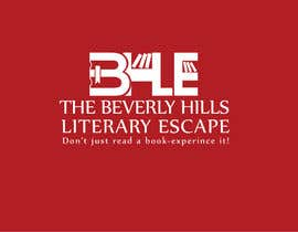alexandracol tarafından Design a Logo for The Beverly Hills Literary Escape için no 48
