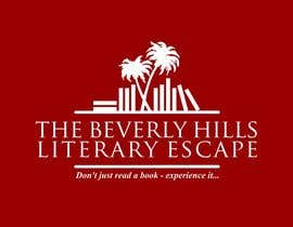 rogerweikers tarafından Design a Logo for The Beverly Hills Literary Escape için no 50