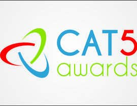 nº 12 pour Design a Logo for CAT5 Awards par TATHAE