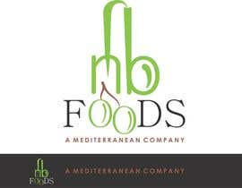 #88 para Design a Logo for mediterranean food Company por TheAVashe