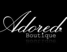 ath571e399df1976 tarafından Design a Logo Adored Boutique için no 33