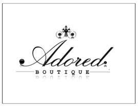 ath571e399df1976 tarafından Design a Logo Adored Boutique için no 37
