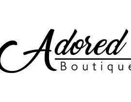 cadayonapeter tarafından Design a Logo Adored Boutique için no 57