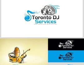 Nro 34 kilpailuun Design a Logo for DJ Services käyttäjältä deepdeziner