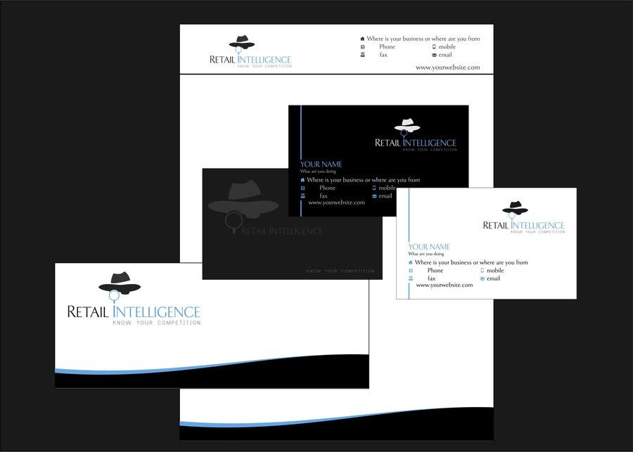 #21 for Develop a Corporate Identity for a new business by advway