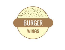 #17 for Design a burger logo by pixelangeljm