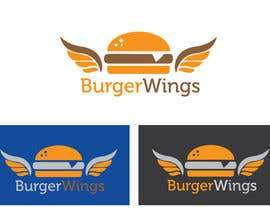 #31 for Design a burger logo by saifullahnoman92